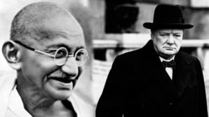 gandhi-churchill