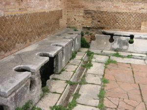 roman WC