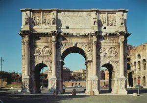 triumphant arch