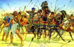 Battle of Kadesh one