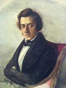 Chopin at 25 by Maria Wodzińska