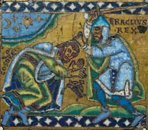 Execution of Khosrau II