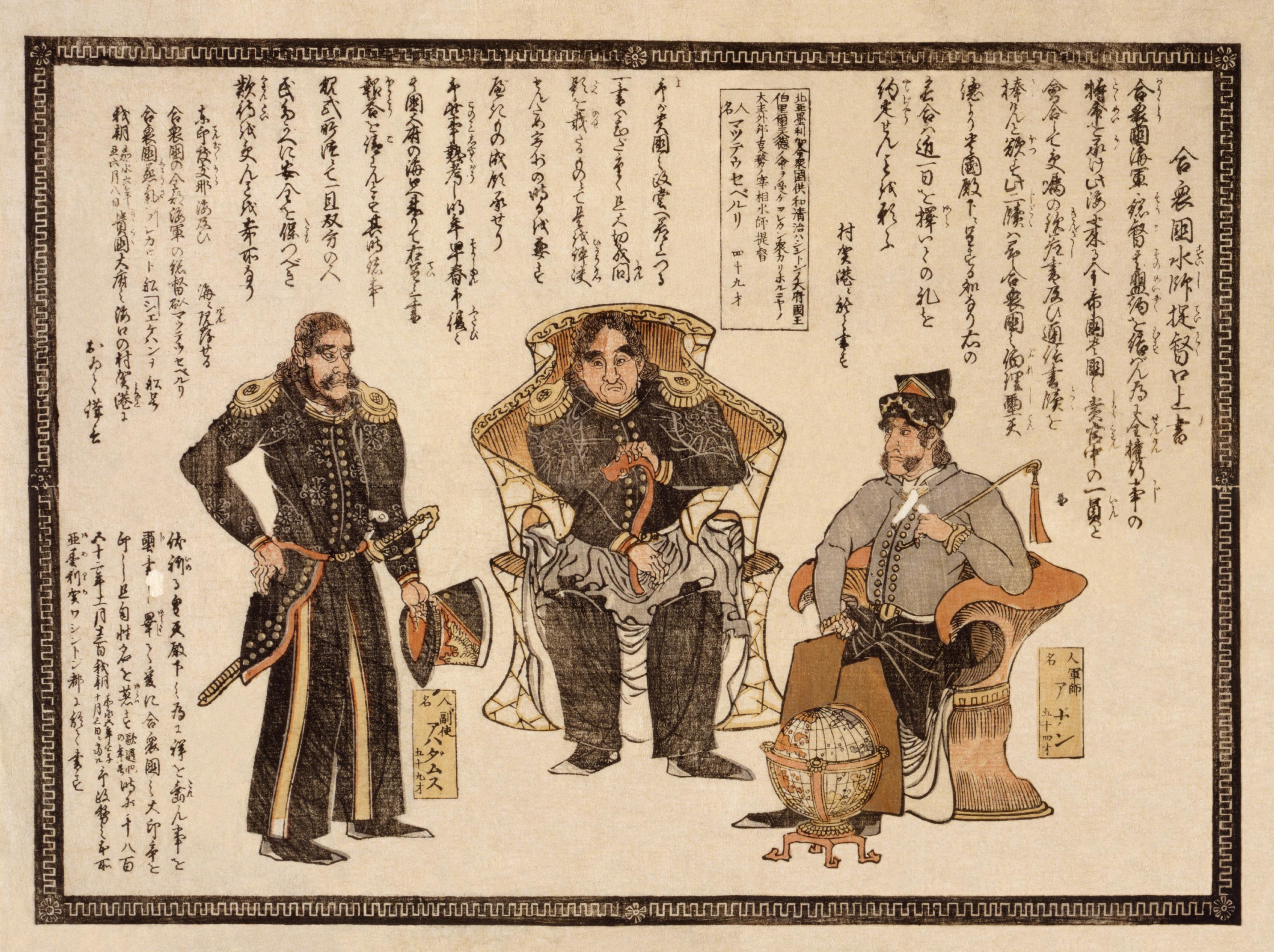 Treaty Of Kanagawa Ports