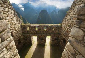 Machu Picchu three