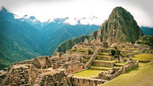 Machu Picchu two