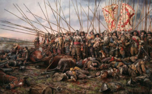 Thirty Years' War battle of rocroi