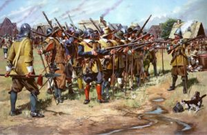 Thirty Years' War french army