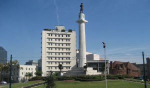New Orleans statue of General Lee