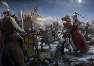 The Battle of Kutna Hora
